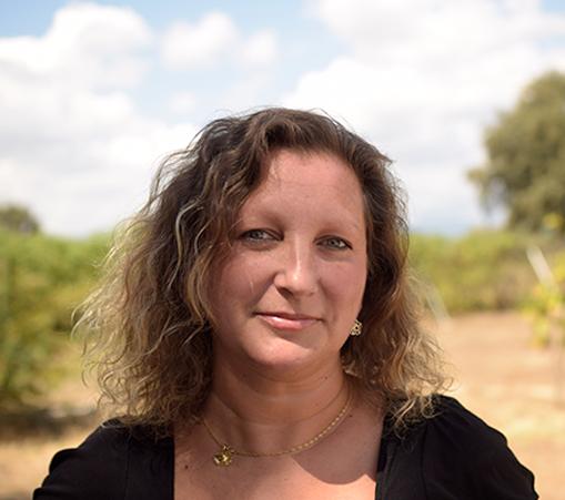Dª. Guadalupe Pérez Moreno, Responsable de Administración