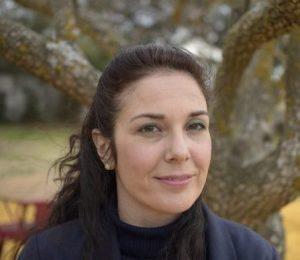 Ylenia Ferrini, Asistente Personal de la Dra. Pilar Muñoz-Calero